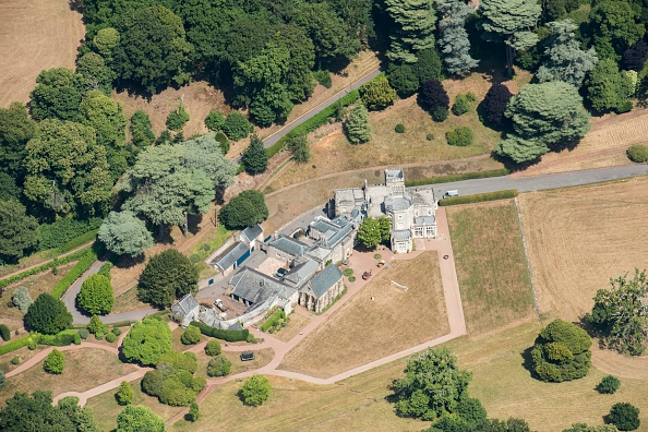 Ornamental Garden「Luscombe Castle」:写真・画像(9)[壁紙.com]