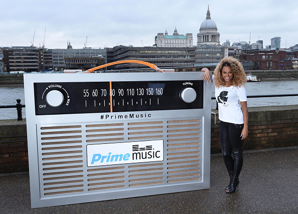 音楽「Fleur East Celebrates Launch Of Prime Stations On Amazon's Prime Music Streaming Service」:写真・画像(15)[壁紙.com]