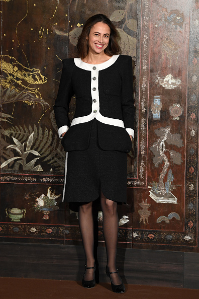 Chanel Jacket「Chanel Metiers D'Art 2019-2020 : Photocall At Le Grand Palais」:写真・画像(4)[壁紙.com]