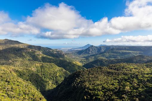 Mauritius「Mauritius, Black River Gorges National Park, Black River Gorges」:スマホ壁紙(19)