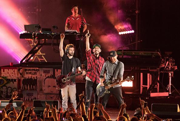 リンキン・パーク「Linkin Park And Friends Celebrate Life In Honor Of Chester Bennington」:写真・画像(0)[壁紙.com]