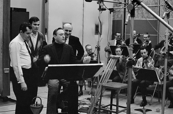 Michael Ochs Archives「Orchestral Recording」:写真・画像(3)[壁紙.com]