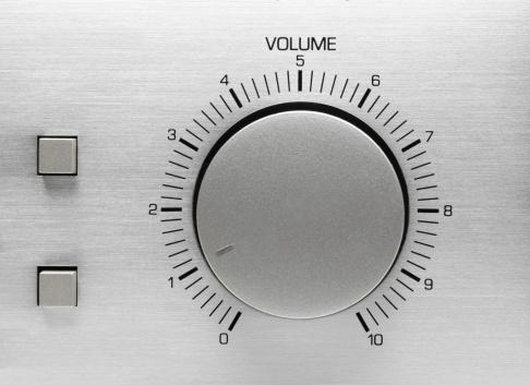 Number「Volume Control Dial」:スマホ壁紙(3)