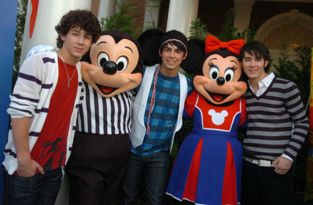 Disney Channel Games 2007 - All Star Party:ニュース(壁紙.com)