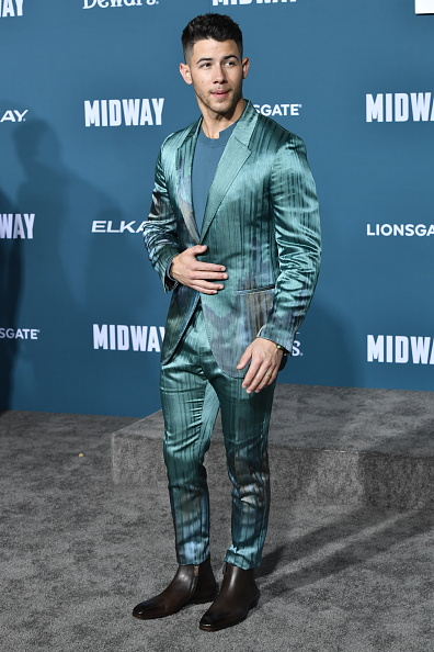 "Leather Boot「Premiere Of Lionsgate's ""Midway"" - Arrivals」:写真・画像(13)[壁紙.com]"