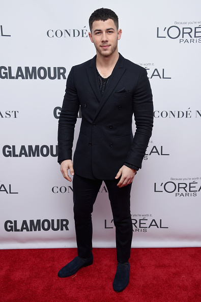 Double Breasted「Glamour Celebrates 2017 Women Of The Year Awards - Arrivals」:写真・画像(0)[壁紙.com]