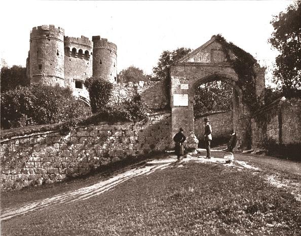 Travel Destinations「Carisbrooke Castle」:写真・画像(7)[壁紙.com]