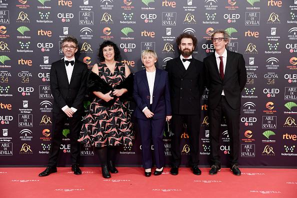 Jose Lopez「Goya Cinema Awards 2020 - Red Carpet」:写真・画像(6)[壁紙.com]