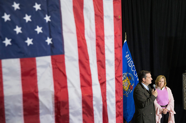 Super Tuesday「GOP Presidential Candidate Sen. Ted Cruz (R-TX) Campaigns In Wisconsin」:写真・画像(7)[壁紙.com]