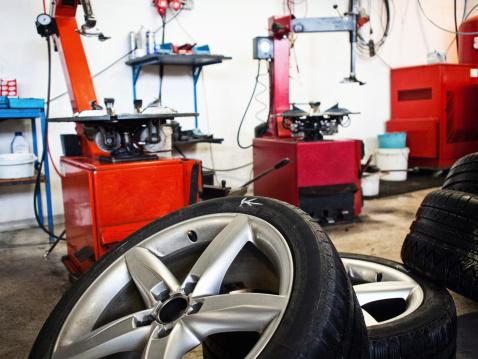 Mechanic「Auto Repair Shop」:スマホ壁紙(8)
