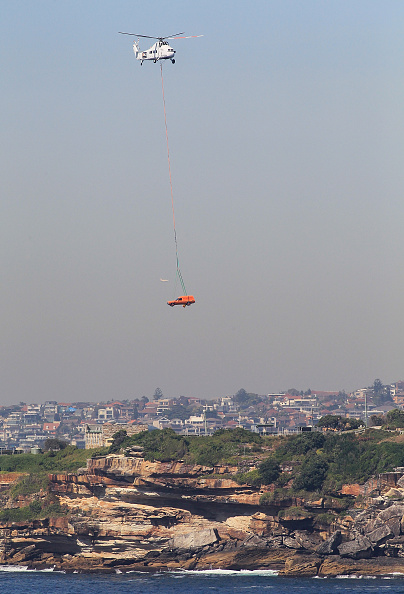 Daniel Munoz「Van Flies Over Bondi Beach By Helicopter For Movember」:写真・画像(3)[壁紙.com]