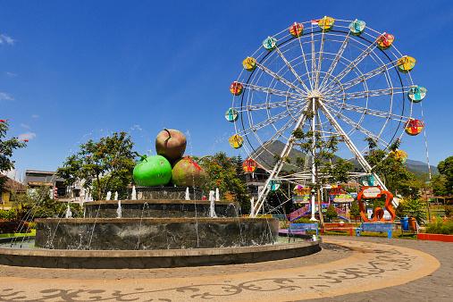 Ferris Wheel「Batu City East Java.」:スマホ壁紙(17)