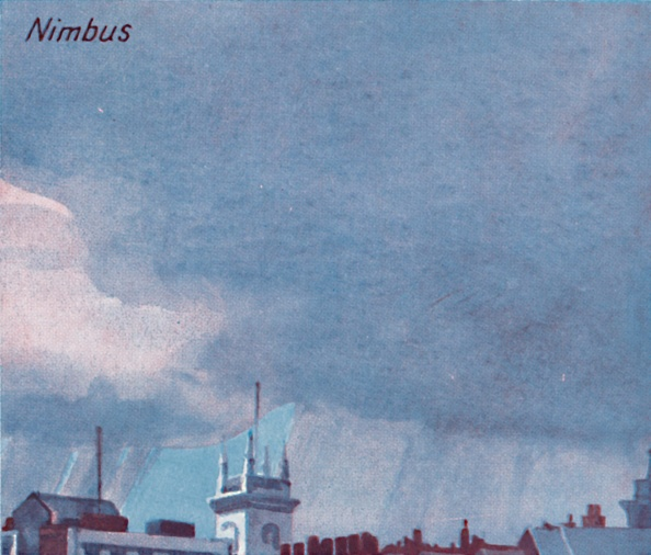 Copy Space「Nimbus - A Dozen Of The Principal Cloud Forms In The Sky」:写真・画像(0)[壁紙.com]