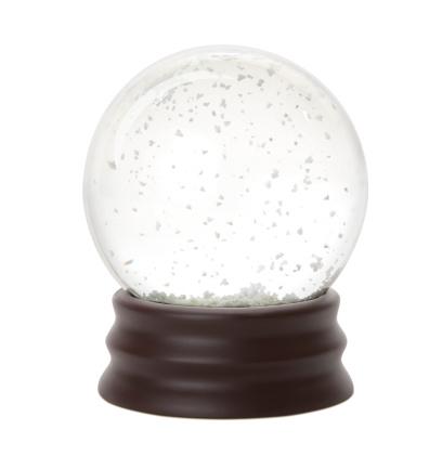 Snowing「Snow Globe」:スマホ壁紙(15)