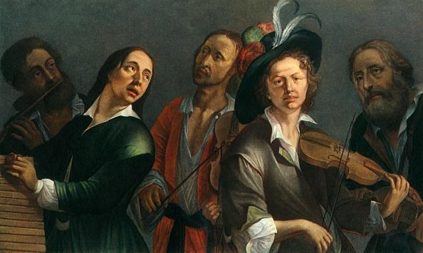 Violin「Transverse Flute」:写真・画像(2)[壁紙.com]
