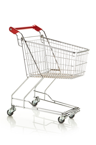Shopping Cart「Empty Shopping Cart」:スマホ壁紙(4)