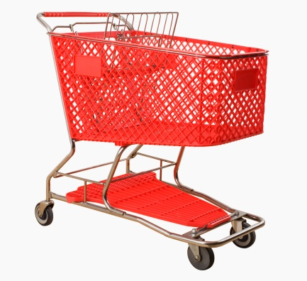 Shopping Cart「Empty shopping cart」:スマホ壁紙(16)