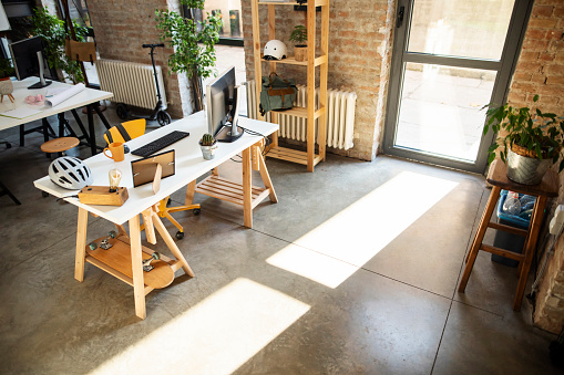 Small Office「Working place」:スマホ壁紙(6)
