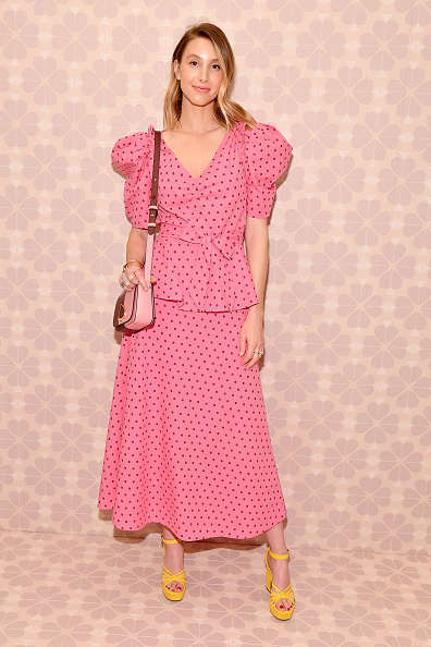 ニューヨークファッションウィーク「Kate Spade New York - Arrivals - September 2018 - New York Fashion Week」:写真・画像(10)[壁紙.com]
