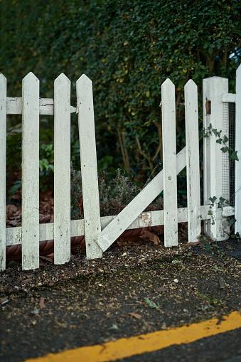 Picket Line「Picket Fence」:スマホ壁紙(9)
