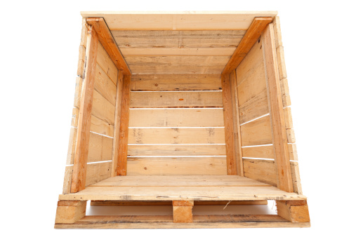 Freight Transportation「empty wooden container」:スマホ壁紙(0)