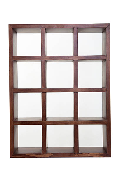 empty wooden shelf:スマホ壁紙(壁紙.com)