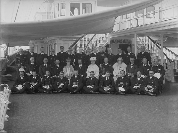 Human Role「King George V And Queen Mary On Board Hmy Victoria And Albert」:写真・画像(5)[壁紙.com]