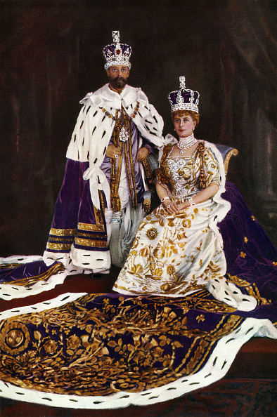 Coronation「King George V &  Queen Mary」:写真・画像(15)[壁紙.com]