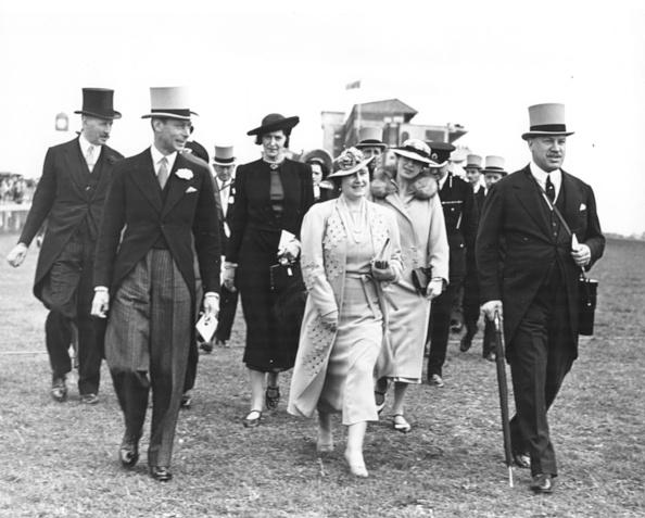 Earl King「King George VI, Queen Elizabeth And Lord Roseberry」:写真・画像(17)[壁紙.com]