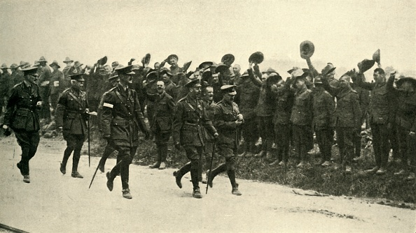 George C「King George V Cheered By Anzac Troops At The Western Front」:写真・画像(9)[壁紙.com]