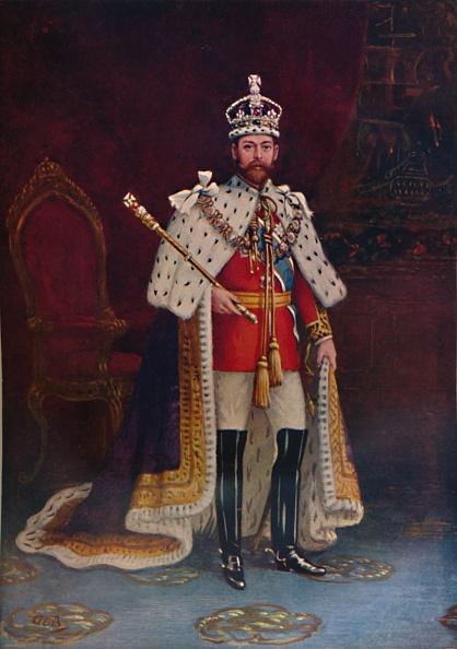 King - Royal Person「King George V, 1917」:写真・画像(14)[壁紙.com]