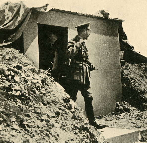 George C「King George V Visits The Front」:写真・画像(6)[壁紙.com]