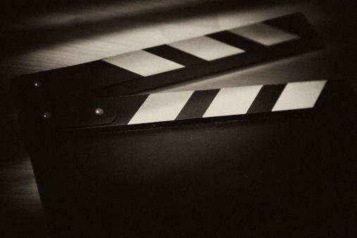 Director「Film slate」:スマホ壁紙(14)