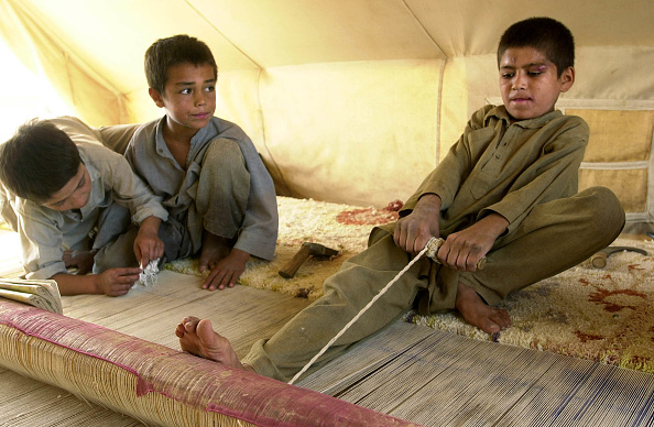 Rug「Child Labor In Pakistan」:写真・画像(7)[壁紙.com]