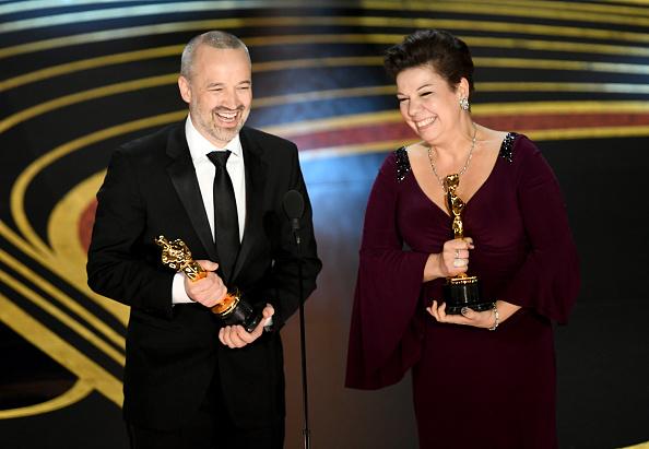 Award「91st Annual Academy Awards - Show」:写真・画像(12)[壁紙.com]