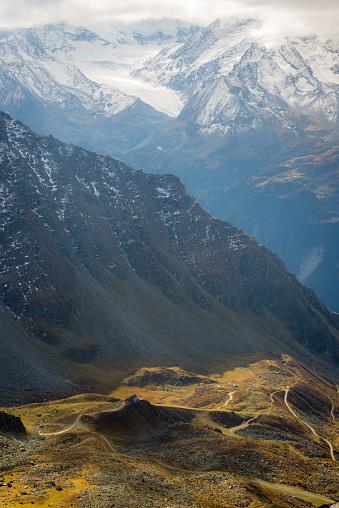 European Alps「Switzerland valley hiking views」:スマホ壁紙(0)