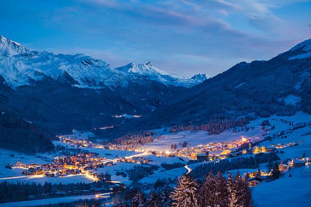 Switzerland, Graubuenden, View to Savognin:スマホ壁紙(壁紙.com)