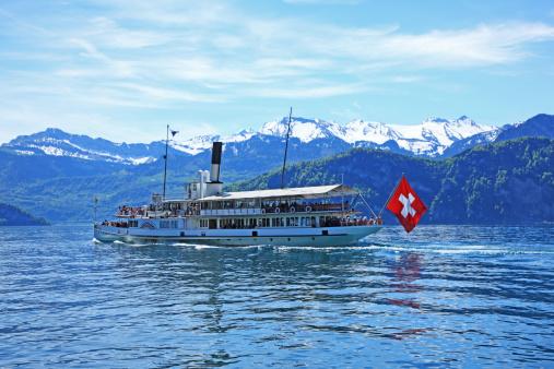 Cruise - Vacation「Switzerland, Lake Lucerne」:スマホ壁紙(14)