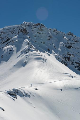 Arosa「Switzerland, Arosa, snowcapped mountain」:スマホ壁紙(9)