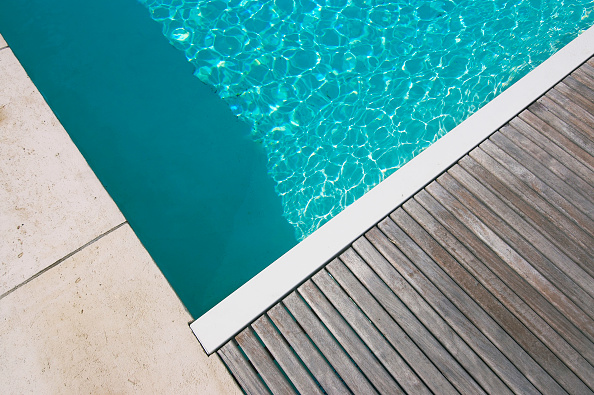 High Angle View「Switzerland, swimming pool, detail」:写真・画像(15)[壁紙.com]
