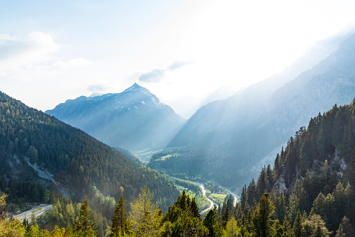 Nature Park「Switzerland, Grisons, Swiss Alps, Parc Ela, near Julier pass」:スマホ壁紙(5)