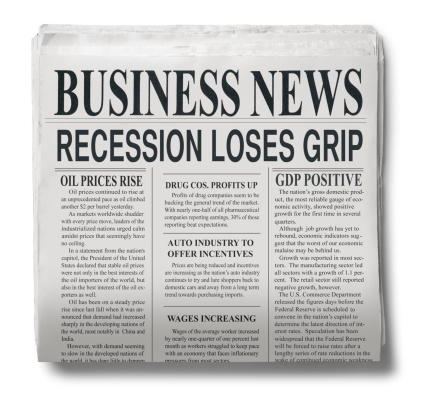Paper「Business Newspaper」:スマホ壁紙(19)