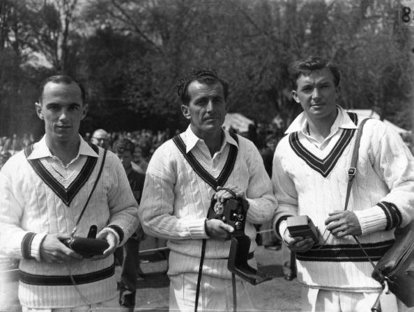 Monty Fresco「Australian Cricketers」:写真・画像(2)[壁紙.com]