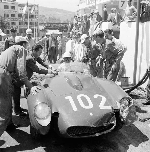 ピットストップ「Ferrari At Targa Florio」:写真・画像(11)[壁紙.com]
