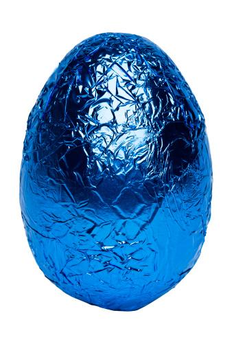 Easter「Large blue Easter egg」:スマホ壁紙(18)