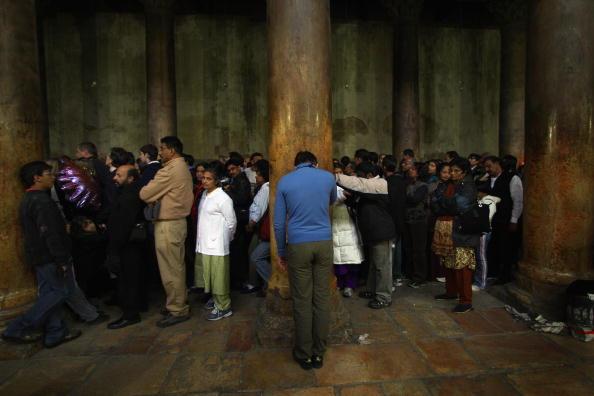 Tourism「Christmas Day Celebrated In Bethlehem」:写真・画像(6)[壁紙.com]