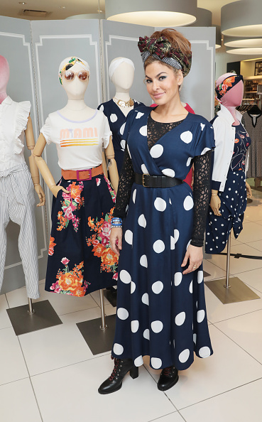 "Polka Dot「Eva Mendes x New York & Company ""Everyday Chic"" Collection Launch」:写真・画像(13)[壁紙.com]"