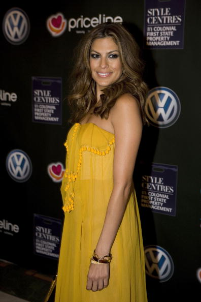 Eyeliner「Eva Mendes Launches 30 Days Of Fashion」:写真・画像(18)[壁紙.com]