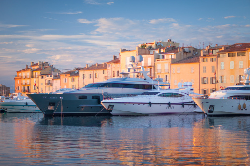 Sailboat「St Tropez Cote D'Azur」:スマホ壁紙(0)