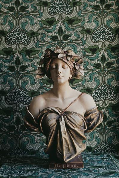 アールヌーボー「Art Nouveau Daphne」:写真・画像(13)[壁紙.com]
